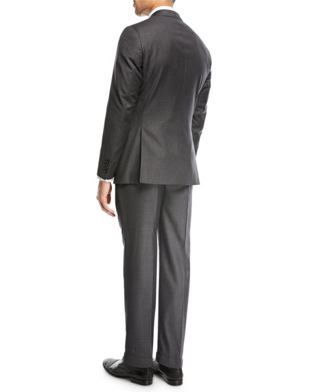 Super 130s Wool Two-Piece Suit