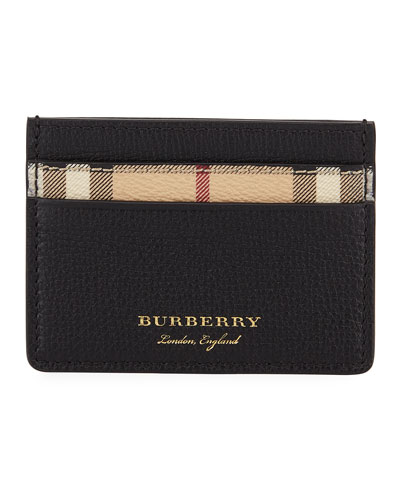 Sandon Haymarket Check Card Case