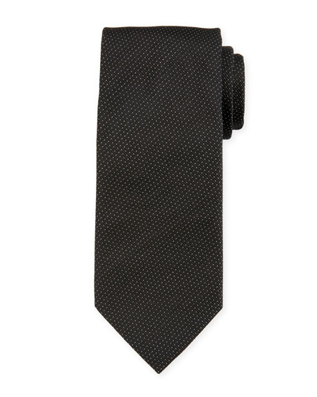 Dotted Fancy Silk Tie