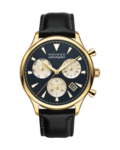 Heritage Series Chronograph Watch