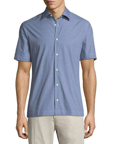 Short-Sleeve Sport Shirt