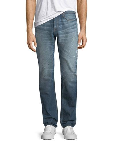 L'Homme Slim Fit Jeans, Everhart