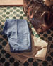 Cotton/Linen Slub Trouser Pants