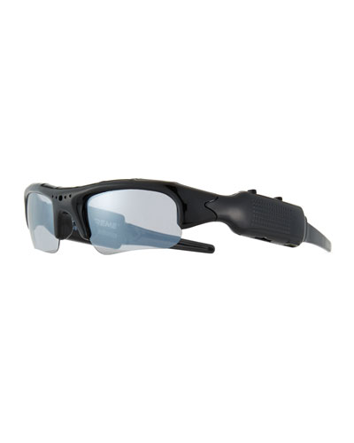 Actionview Sport Glasses with Built-In Video Camera