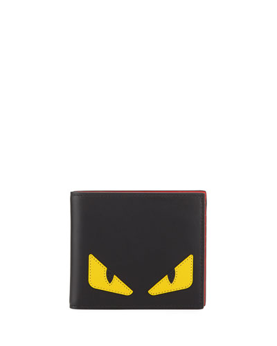 Monster Leather Fold Wallet