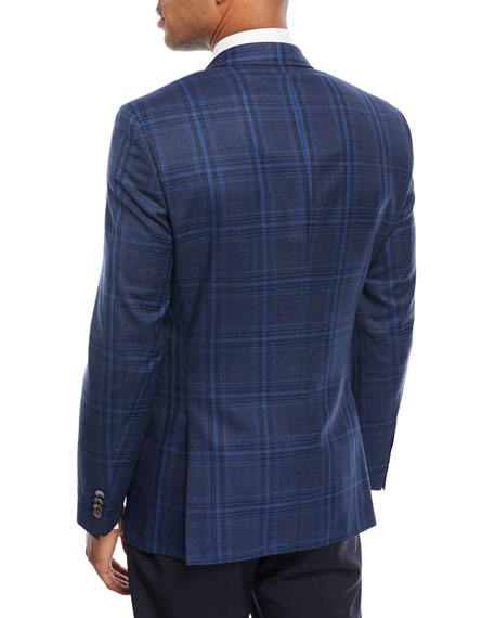Hutson Multi-Pane Wool Sport Coat