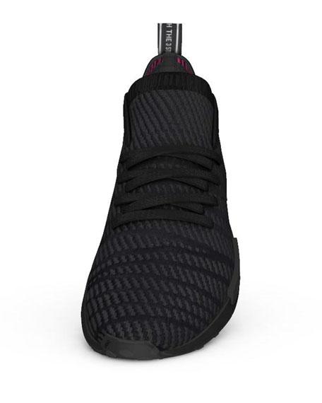 Men's NMD_R1 Primeknit Trainer Sneakers