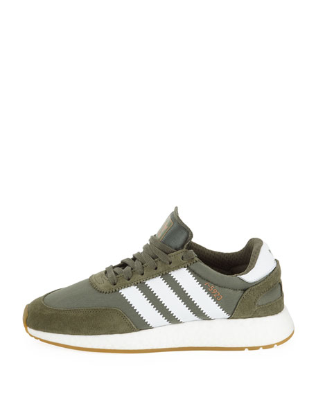 Men's Iniki Running Shoe, Light Green