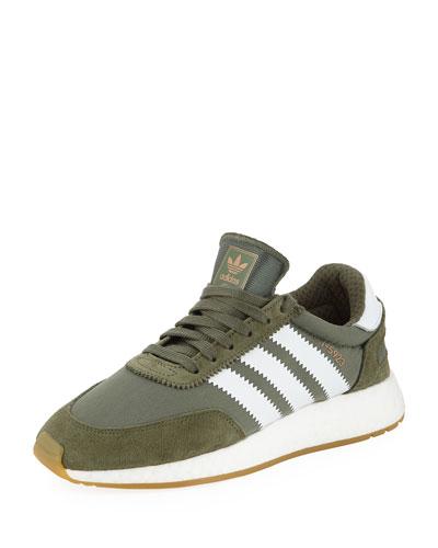 Men's Iniki Running Shoe, Light Green