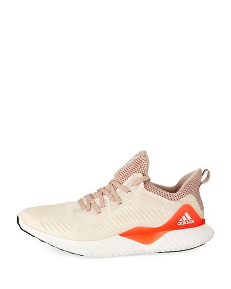 Alphabounce Engineered Mesh Sneaker, Beige