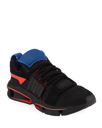 Twinstrike ADV Colorblock Running Sneaker, Black