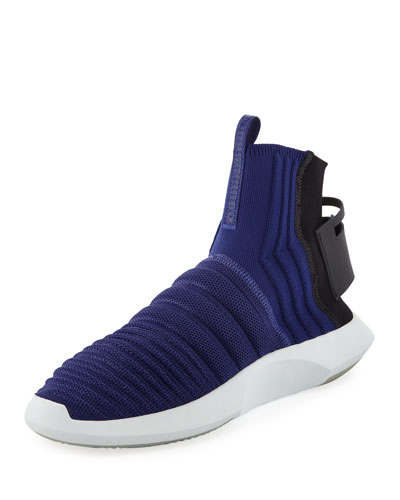 Men's Crazy 1 ADV High-Top Sock Sneakers