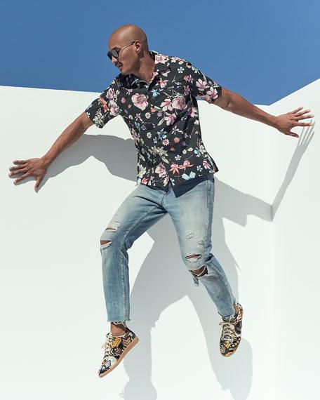 L'Homme Slim Fit Jeans, Bizworth