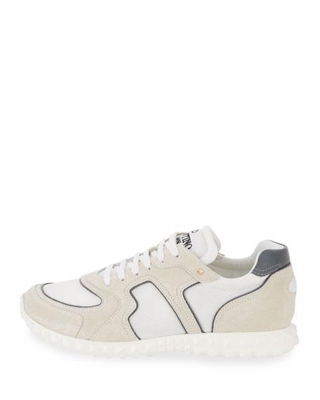 Soul AM Men's Suede Sneakers