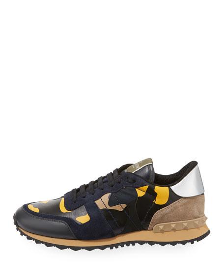 Rockrunner Camo Trainer Sneaker