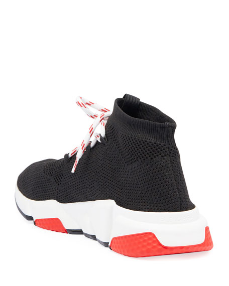 Men's Speed Lace-Up Mesh Sneaker
