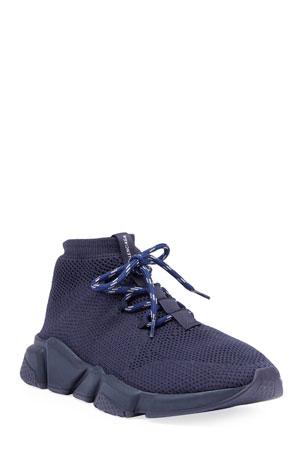 Balenciaga Men's Speed Mesh Sneakers