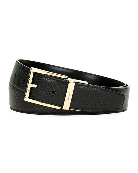 Bally Astor Reversible Leather Belt