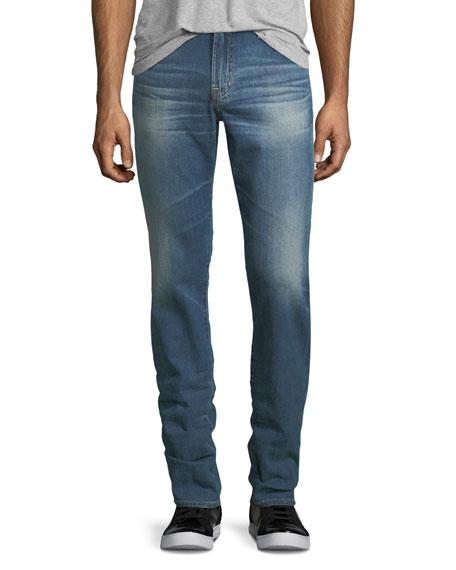 AG Graduate Straight-Leg Denim Jeans