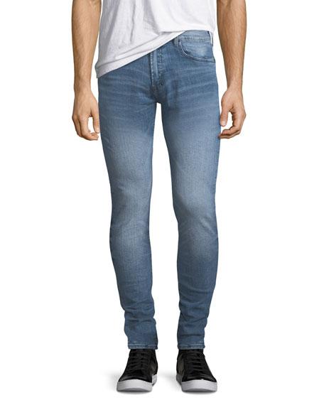 Frontal Slim Skinny Jeans