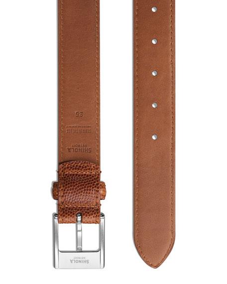 Latigo Leather Belt