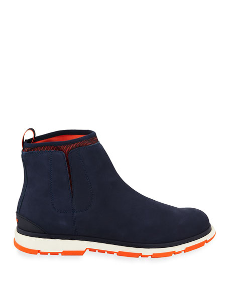 Storm Chelsea Nubuck High-Top Sneaker
