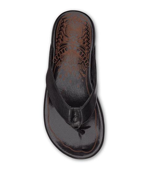 Kulai Leather Thong Sandal