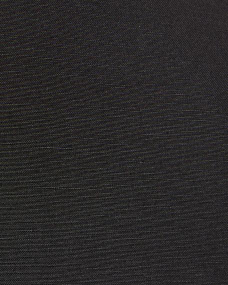 Linen-Blend Two-Piece Suit