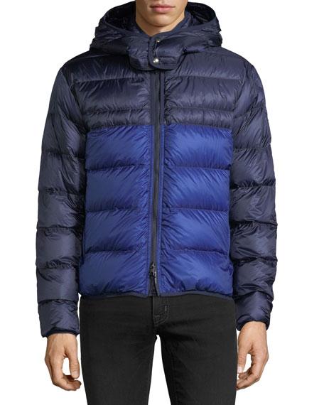 Brech Hooded Puffer Jacket