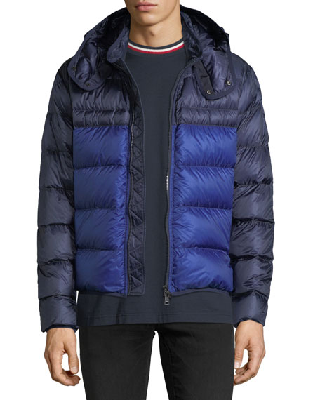 Moncler Brech Hooded Puffer Jacket