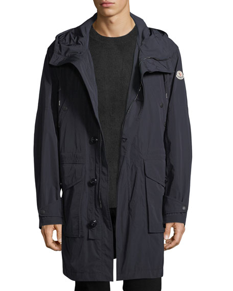 Guiers Hooded Jacket