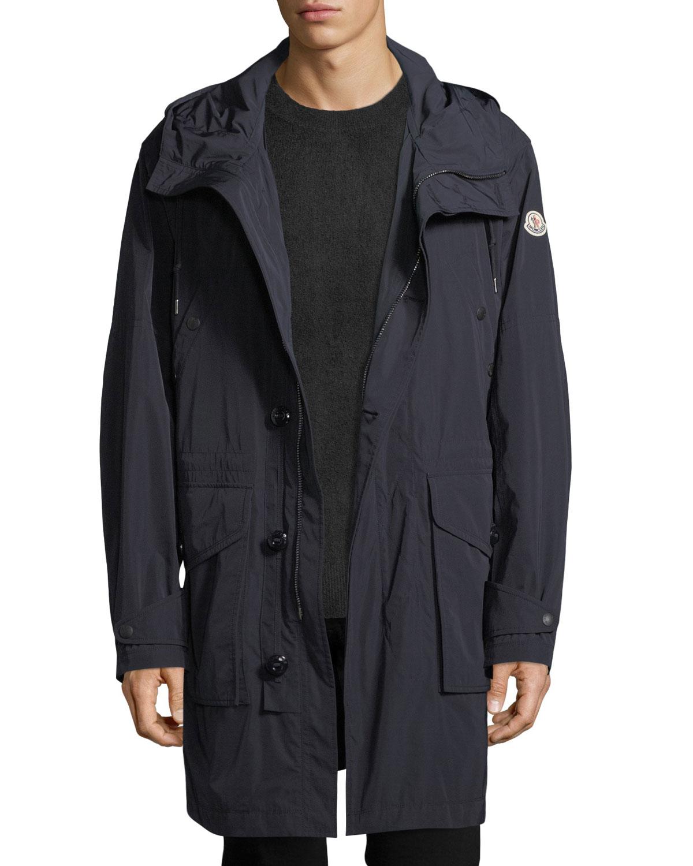 Moncler Hooded Vest tanie