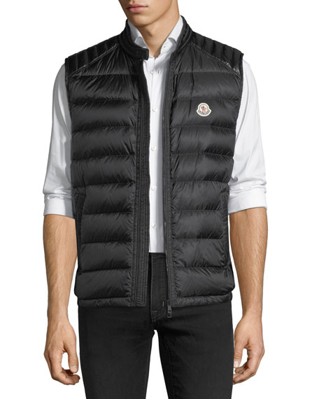 Moncler Arves Nylon Down Gilet