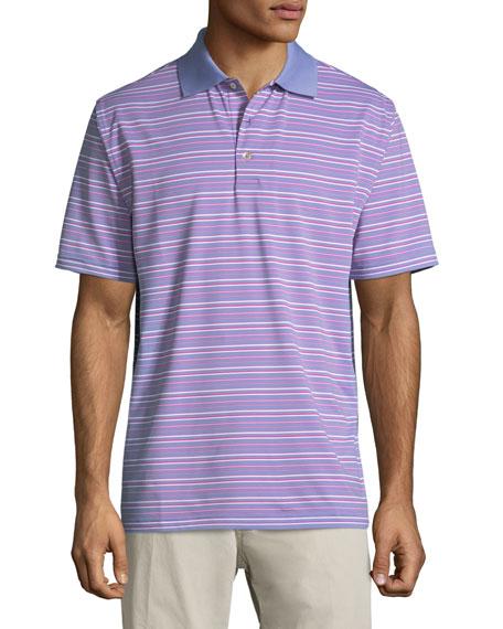 McDowell Striped Print Shirt