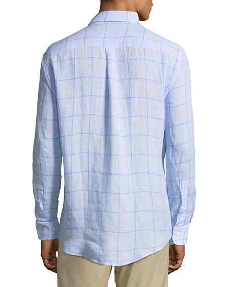 Crown Cool Prairie Check Sport Shirt