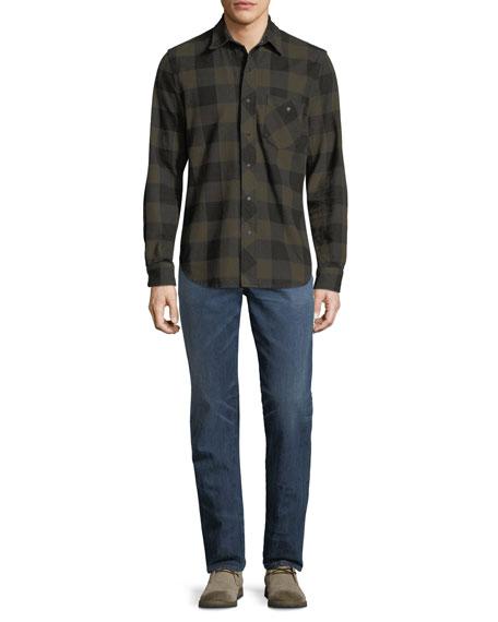 Men's Dixon Easy Straight Jeans, Trigger