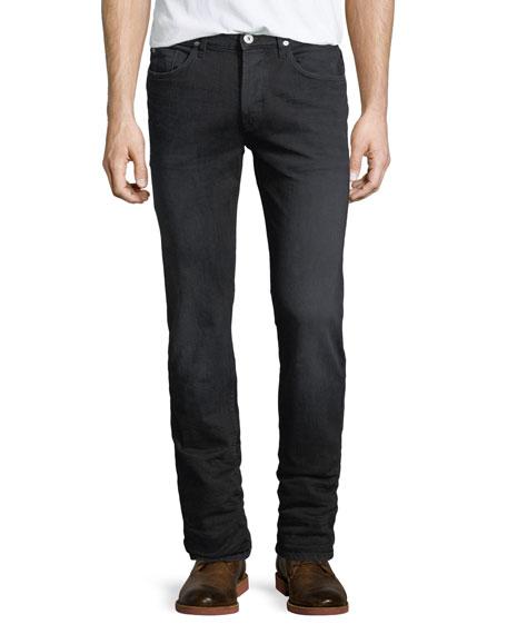 Hudson Sartor Slouchy Skinny Jeans, Lowkey