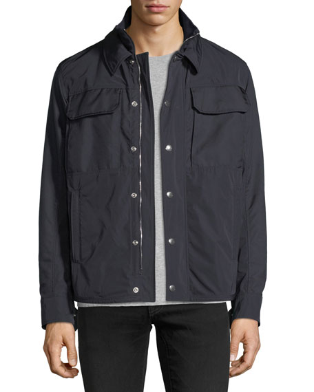 Anser Zip-Front Jacket
