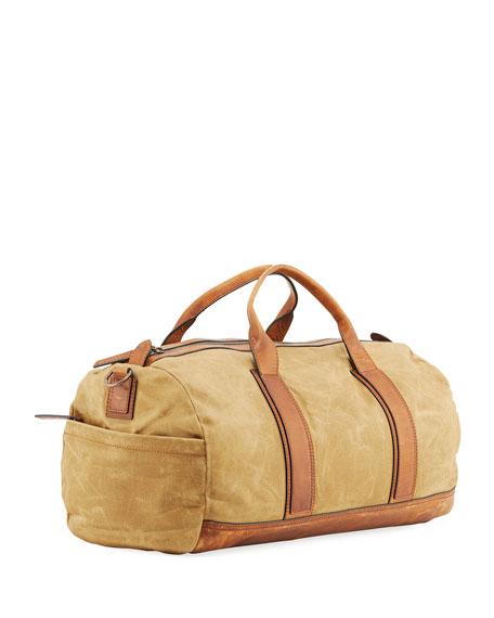 Carter Two-Tone Duffel Bag
