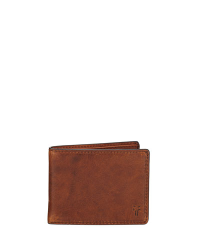 Logan Slim Bi-Fold Wallet