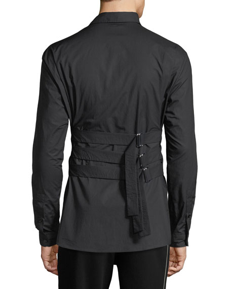 Bondage Shields Cotton Sport Shirt