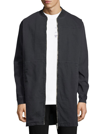 McQ Alexander McQueen Curtis Recycled Twill Coat