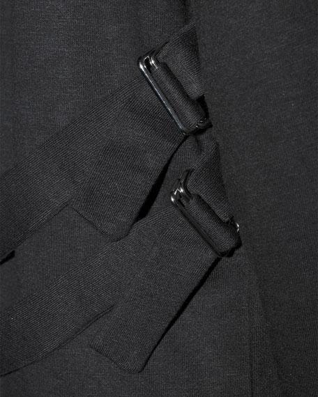 Bondage Zip-Front Hoodie