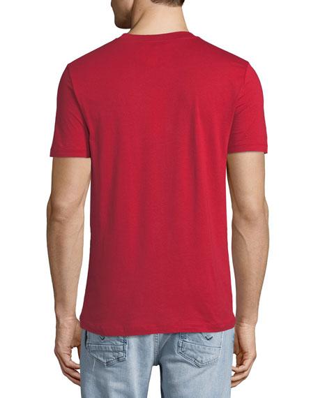 Crewneck Cotton T-Shirt