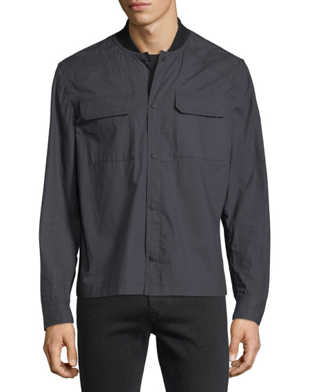 Lightweight Snap-Front Jacket