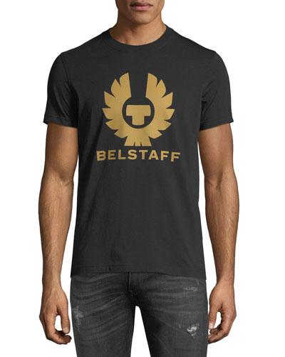 Logo-Graphic Jersey T-Shirt