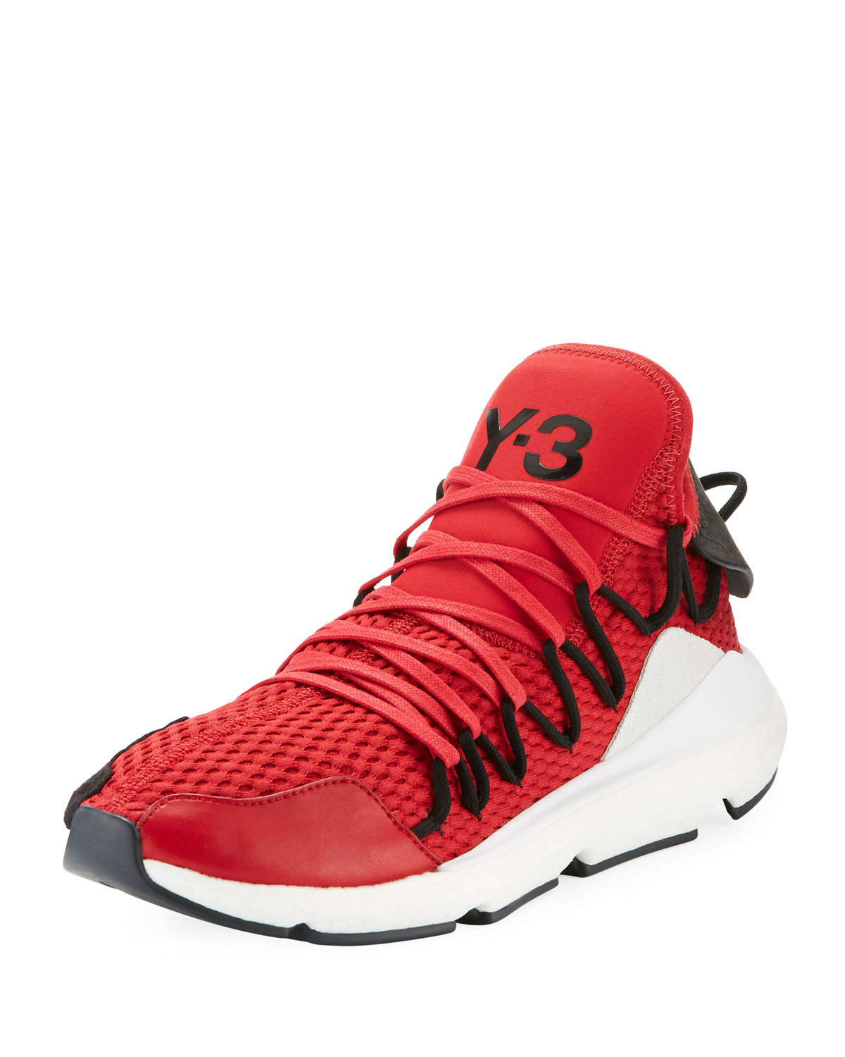 08a8bb3911240 Y-3 Men s Kusari Boost™ Sneakers