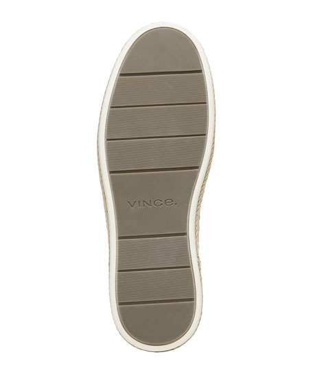 Ernesto Calf Leather Low-Top Sneaker