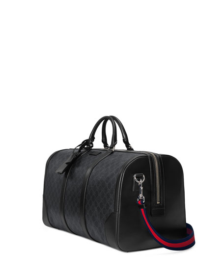 Men's Logo Supreme Weekender Bag