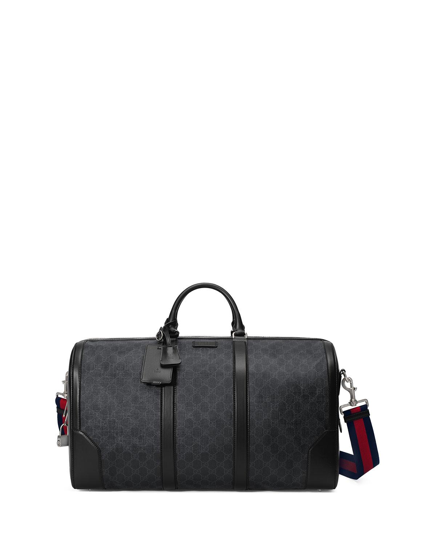 Men S Logo Supreme Weekender Bag